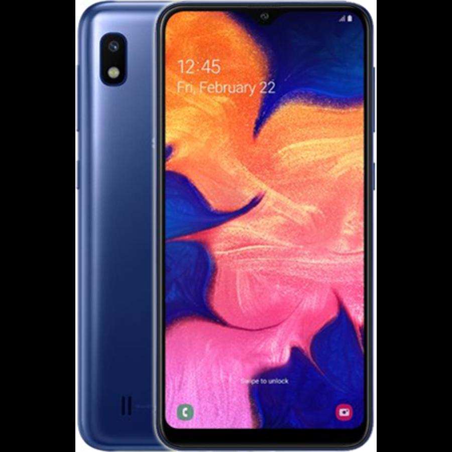 Samsung Galaxy A10 Dual Sim A105F Blue (Blue)-1