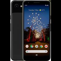 Google Pixel 3a 64GB Black (64GB Black)