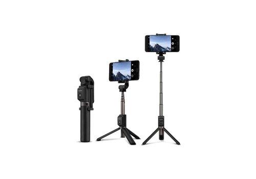 Huawei - AF14 Selfie Stick Tripod - Black