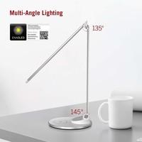 thumb-Taotronics LED Bureaulamp | 5 Lichtstanden & 5 Helderheidsniveaus | Draadloos Opladen | USB-poort |-6