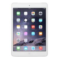 Refurbished iPad Mini 2 Wit 16GB Wifi + 4G