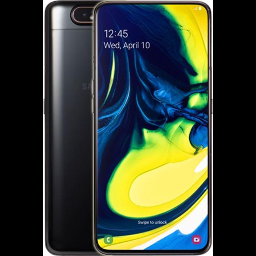 Samsung Galaxy A80 Dual Sim A805F Black (Black)-1
