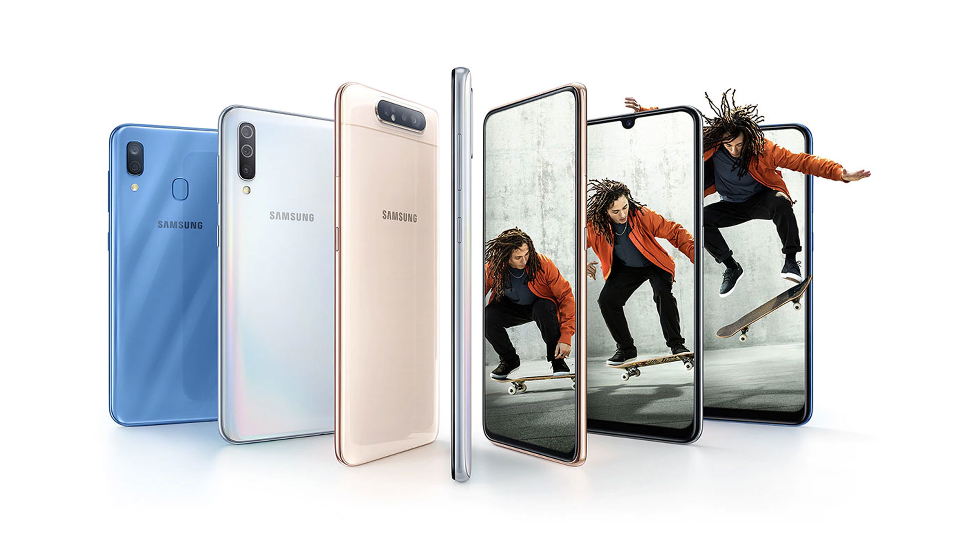 A-serie Samsung groot succes