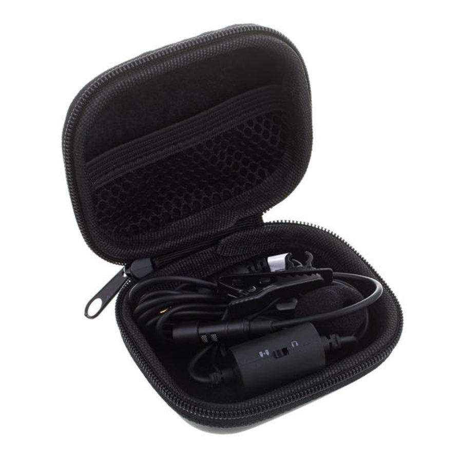IK Multimedia iRig Mic Lav dasspeldmicrofoon voor iOS en Android-6