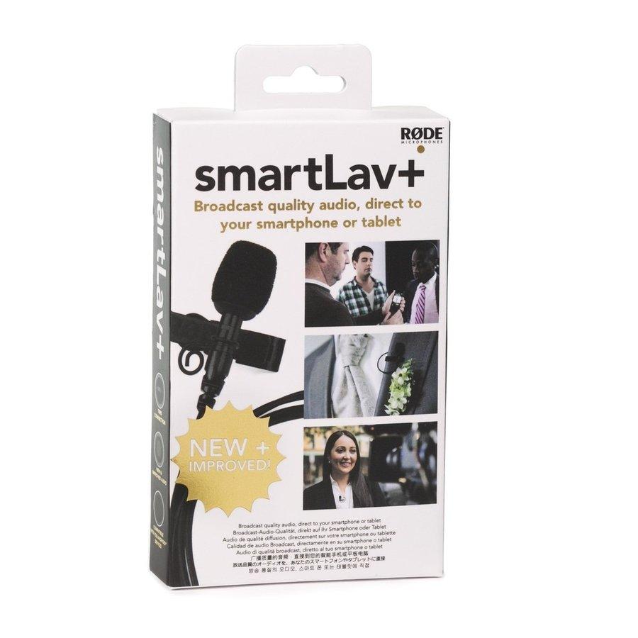 Røde SmartLav+ Lavalier Microfoon Voor Smartphones-2