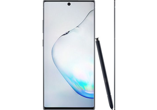 Samsung Galaxy Note 10 Dual Sim N970FD 256GB Aura Black