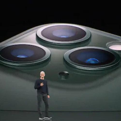 Apple presenteert de nieuwe iPhones