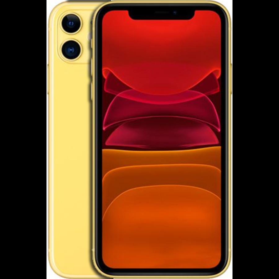 Apple iPhone 11 128GB Yellow (128GB Yellow)-1