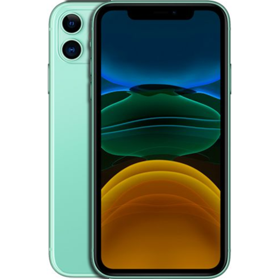 Apple iPhone 11 64GB Green (64GB Green)-1