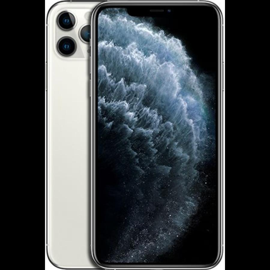Apple iPhone 11 Pro Max 64GB Silver (64GB Silver)-1