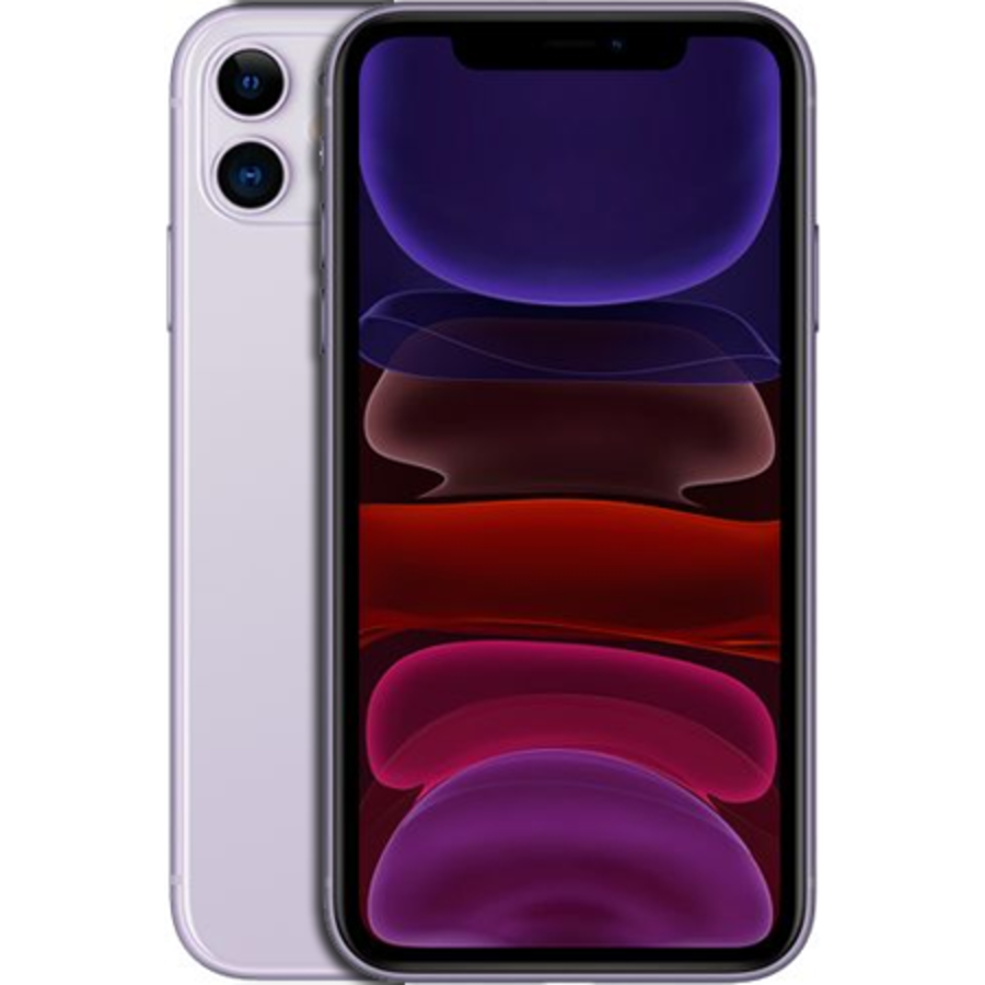 Apple iPhone 11 128GB Purple (128GB Purple)-1