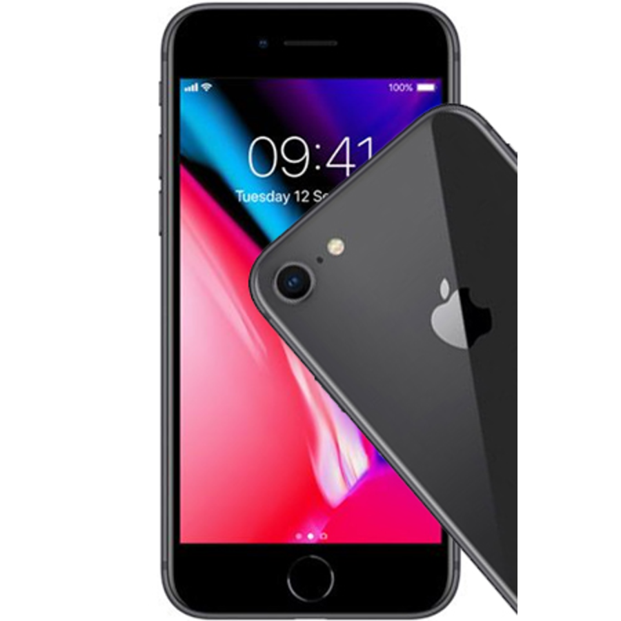 Apple iPhone 8 128GB Space Grey (128GB Space Grey)-1