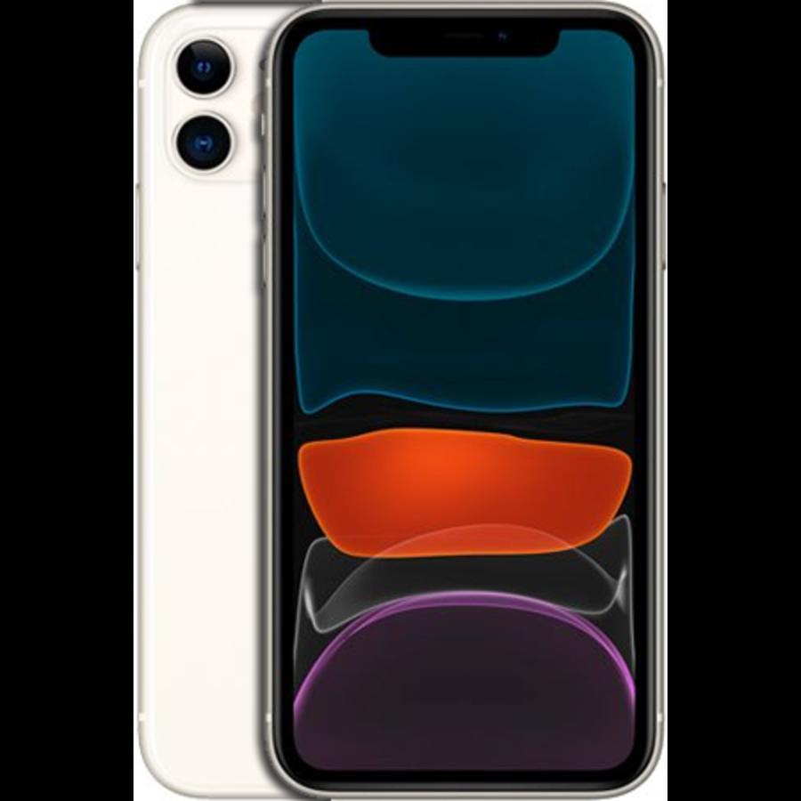 Apple iPhone 11 128GB White (128GB White)-1