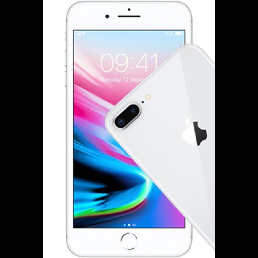 Apple iPhone 8 Plus 128GB Silver (128GB Silver)-1