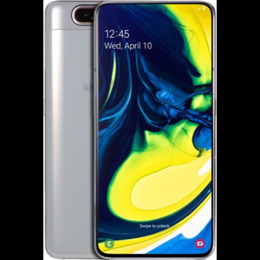 Samsung Galaxy A80 Dual Sim A805F Silver (Silver)-1
