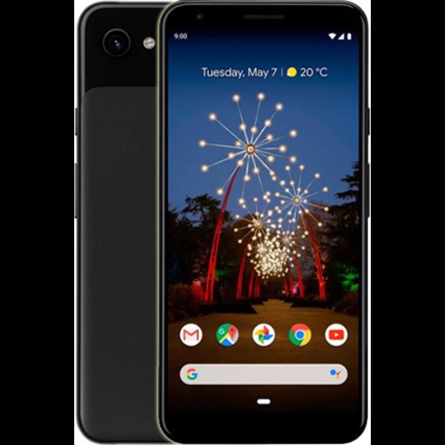 Google Pixel 3a XL 64GB Black (64GB Black)-1