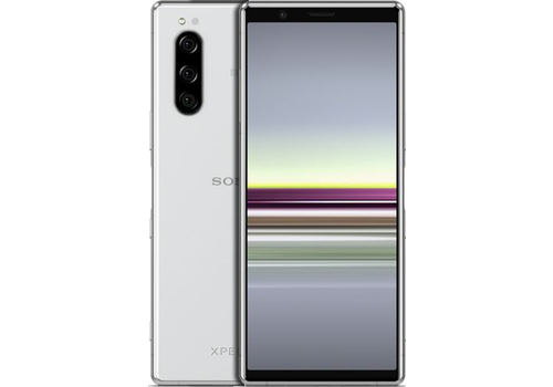 Sony Xperia 5 Dual Sim Silver