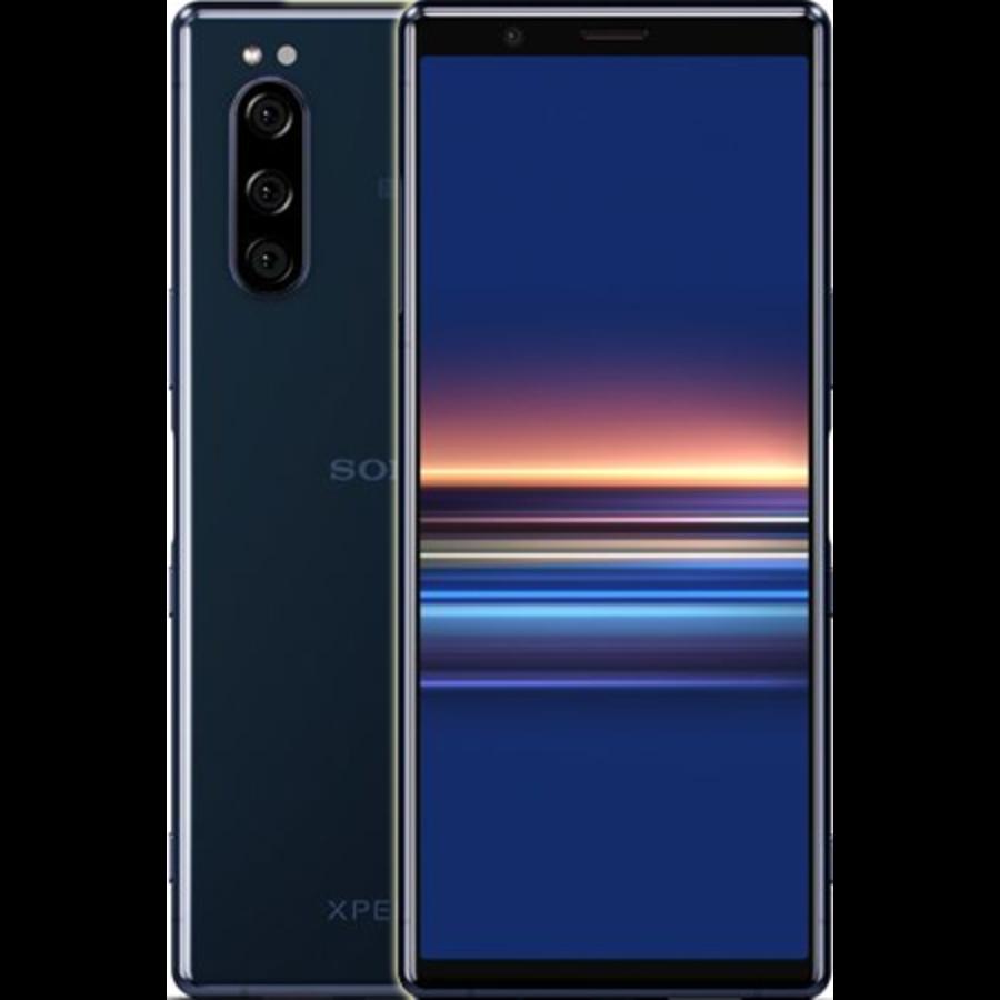 Sony Xperia 5 Dual Sim Blue (Blue)-1