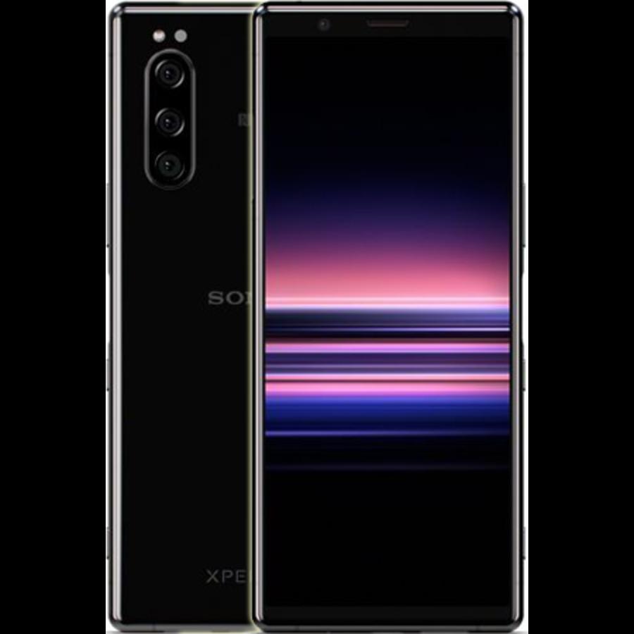 Sony Xperia 5 Dual Sim Black (Black)-1