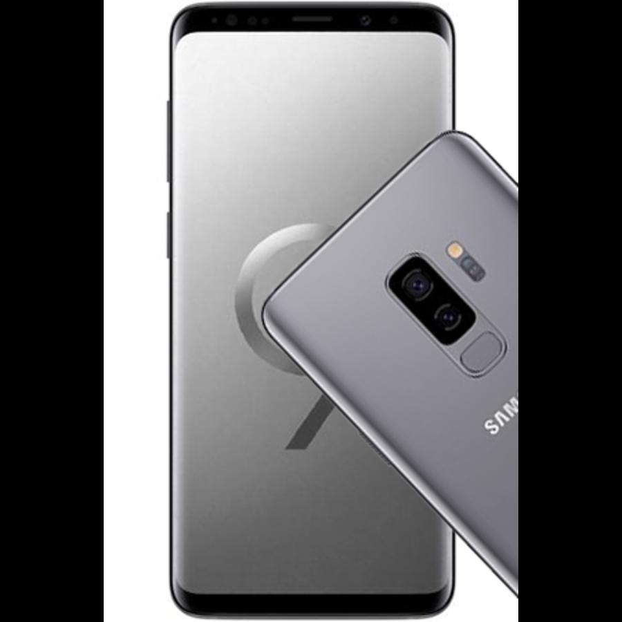 Samsung Galaxy S9+ G965F 256GB Titanium Gray (256GB Titanium Gray)-1