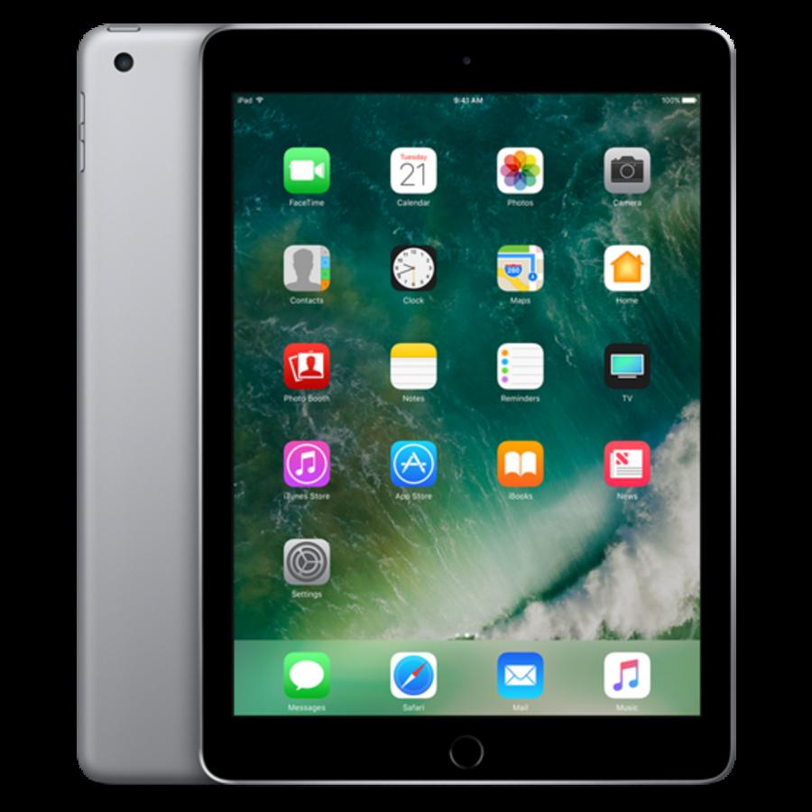Refurbished iPad 2018 128GB Space Gray Wifi + 4G-1