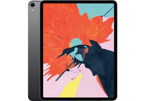 Refurbished iPad Pro 12.9 Inch (2018 Versie) 64GB Space Grey Wifi only