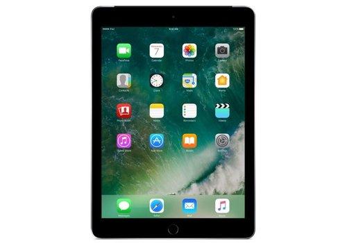 Refurbished iPad 2017 128GB Zwart Wifi only