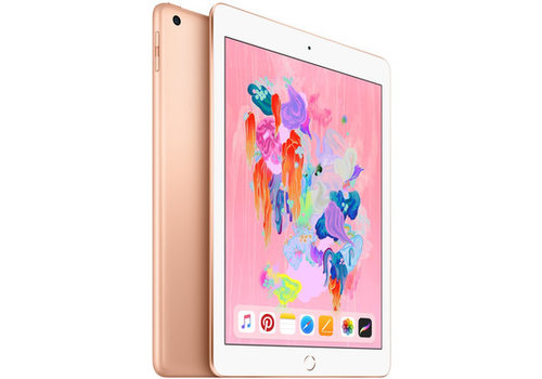 Refurbished iPad 2018 128GB Gold Wifi only