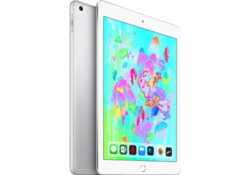 Refurbished iPad 2018 128GB Silver Wifi only