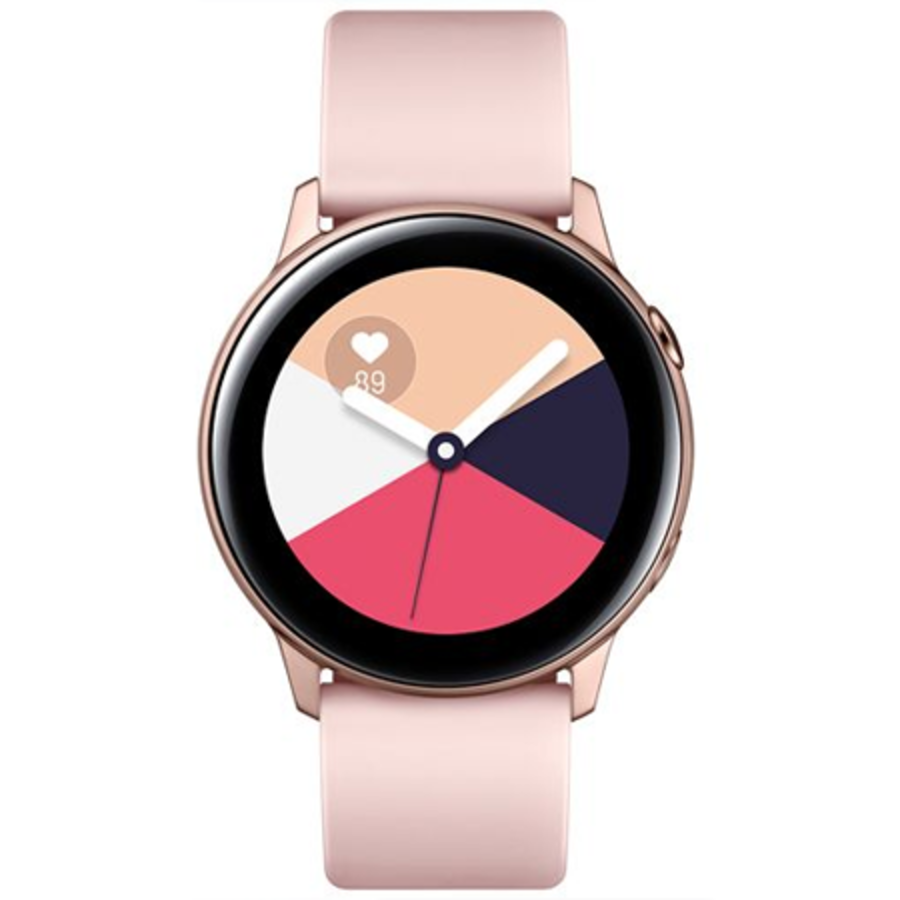 Samsung Galaxy Watch Active R500 Rose Gold (Rose Gold)-1