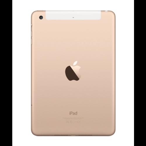 Refurbished iPad Mini 3 Goud 16GB Wifi + 4G