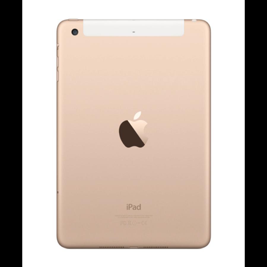 Refurbished iPad Mini 3 Goud 16GB Wifi + 4G-1