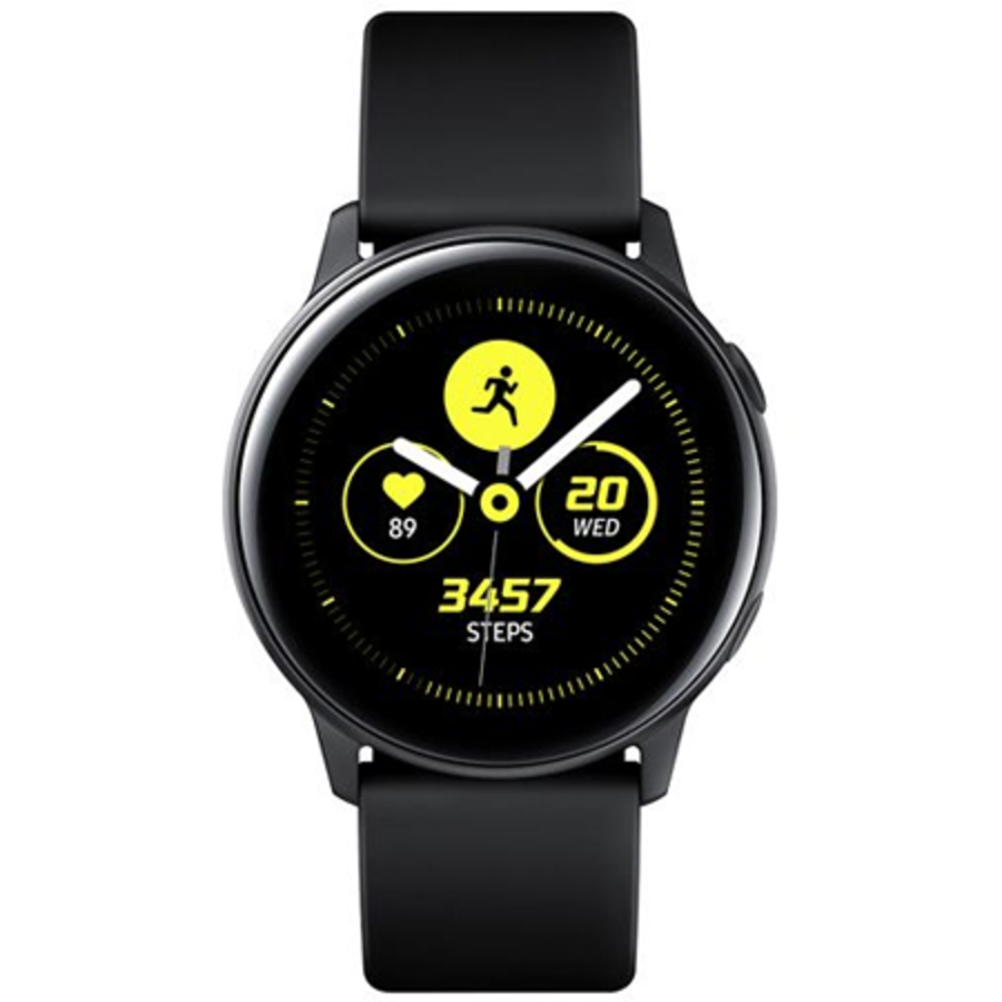 Samsung Galaxy Watch Active R500 Black (Black)-1