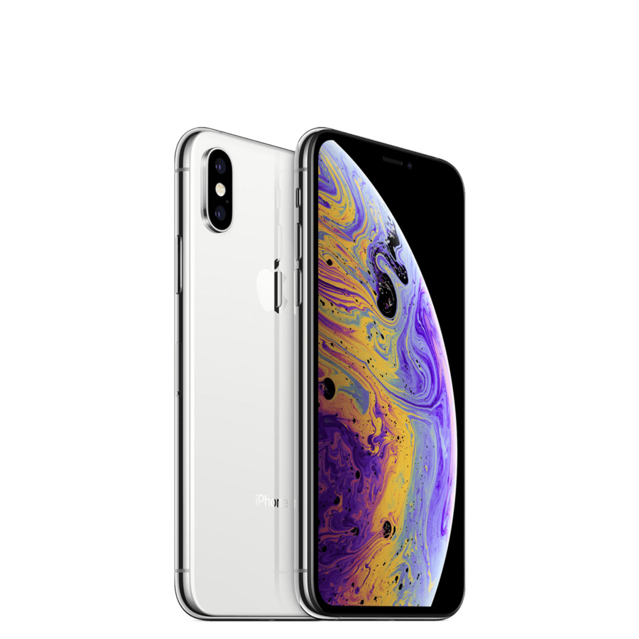 Refurbished iPhone Xs 64GB Silver-1