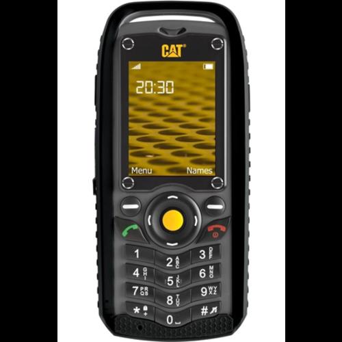 Caterpillar CAT B25 Dual Sim Black - Geen NL taal