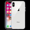 Apple Refurbished iPhone X 256GB Silver