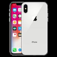 thumb-Refurbished iPhone X 256GB Silver-1