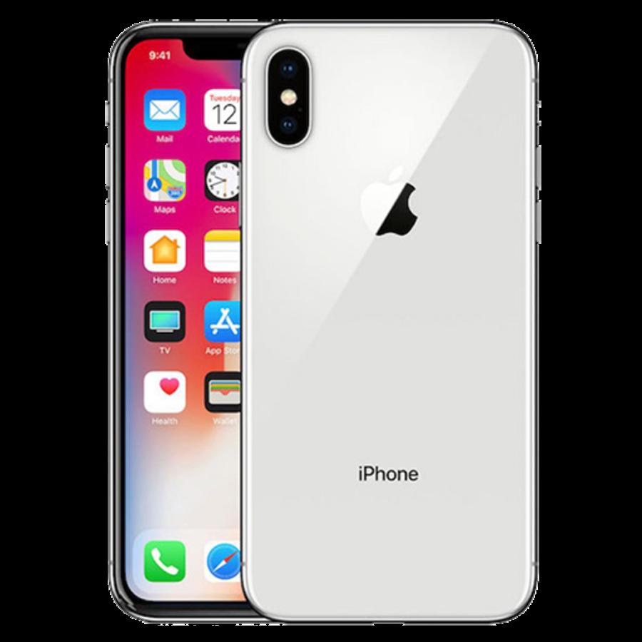 Refurbished iPhone X 256GB Silver-1