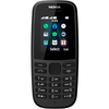 Nokia Nokia 105 Neo 2019 Dual Sim Black (Black)