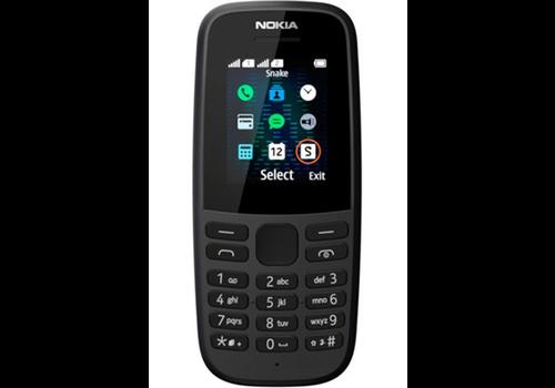 Nokia 105 Neo 2019 Dual Sim Black