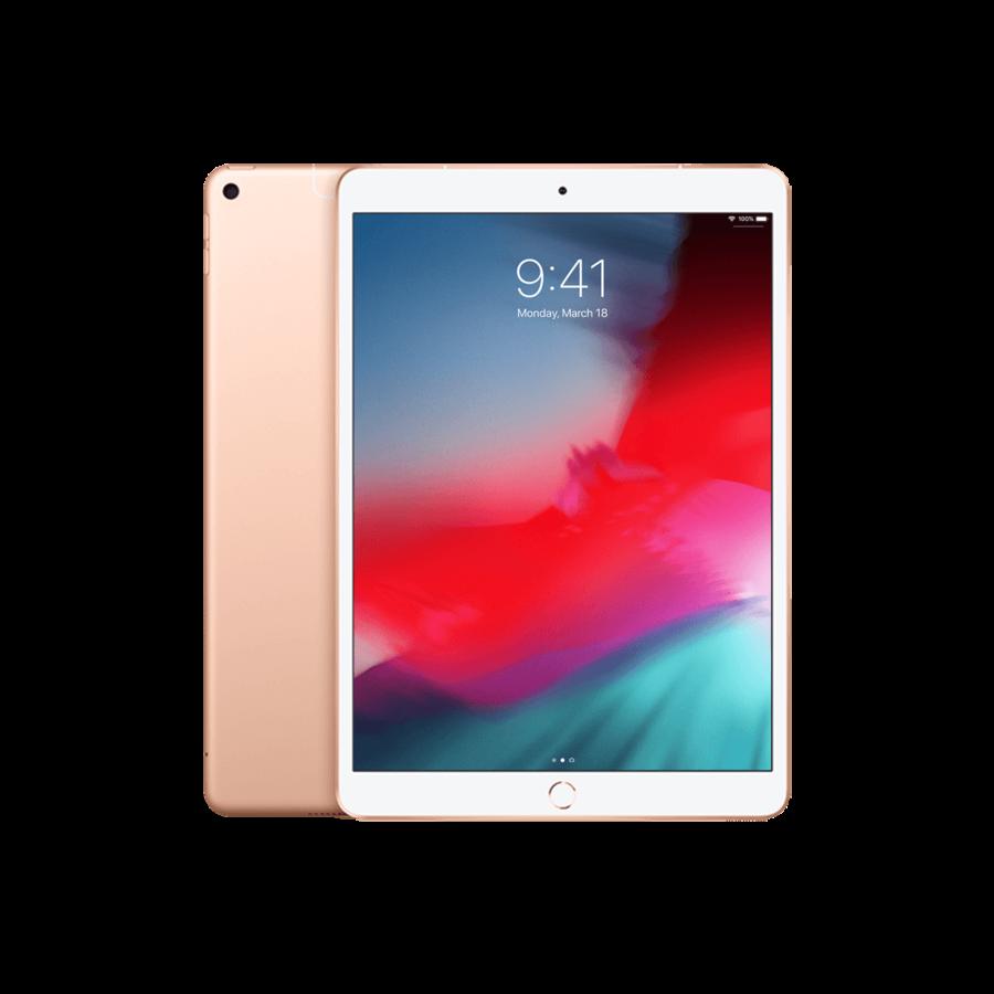 Refurbished iPad Air (2019) 64GB Gold Wifi + 4G-1