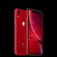 thumb-Refurbished iPhone XR 64GB Red + GRATIS handschoenen-1