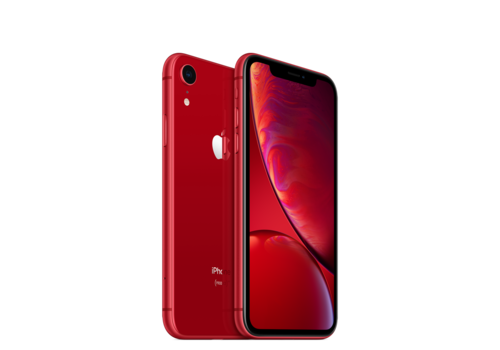 Refurbished iPhone XR 64GB Red