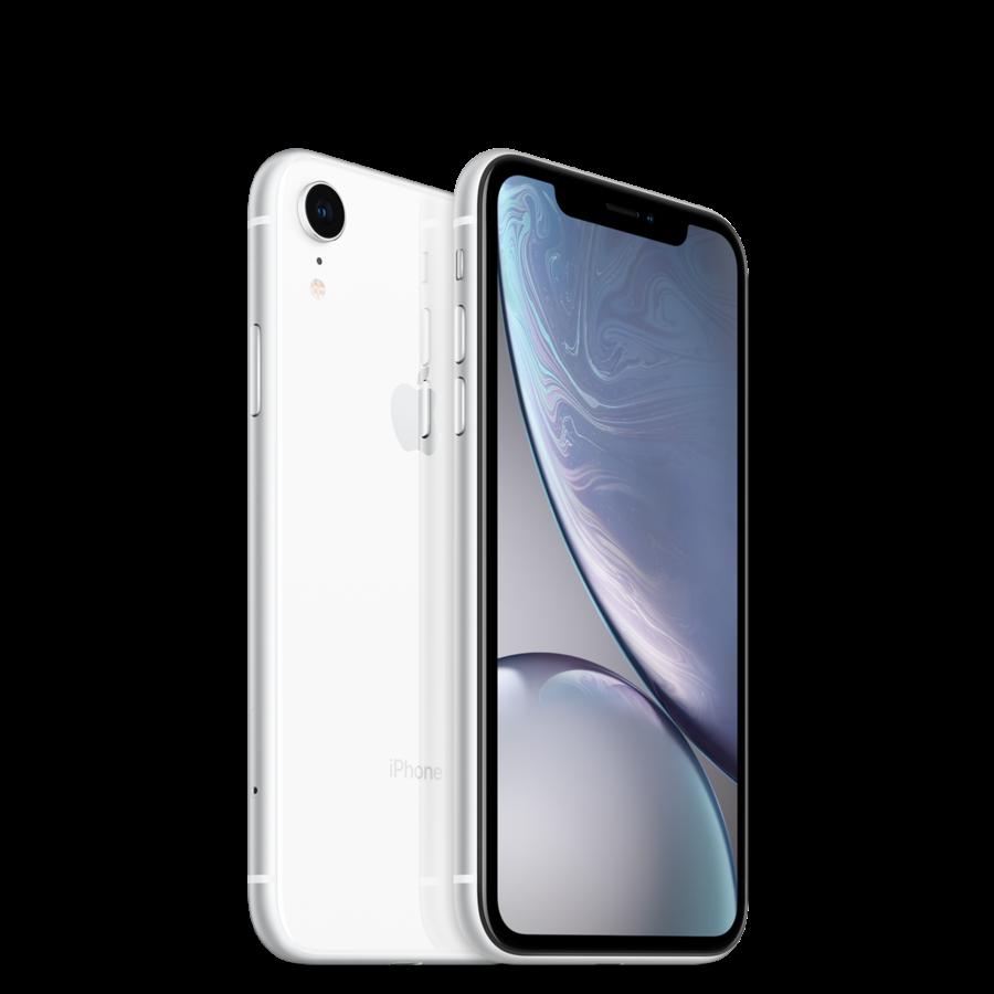 Refurbished iPhone XR 64GB White-1