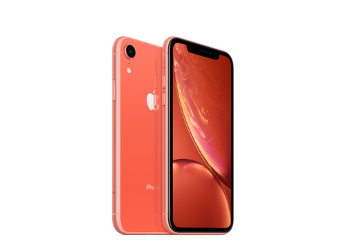 Refurbished iPhone XR 64GB Coral