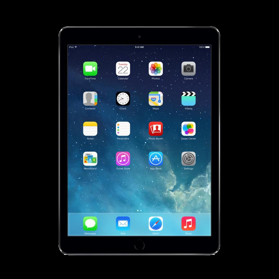 Refurbished iPad Air Zwart 32GB Wifi + 4G-1