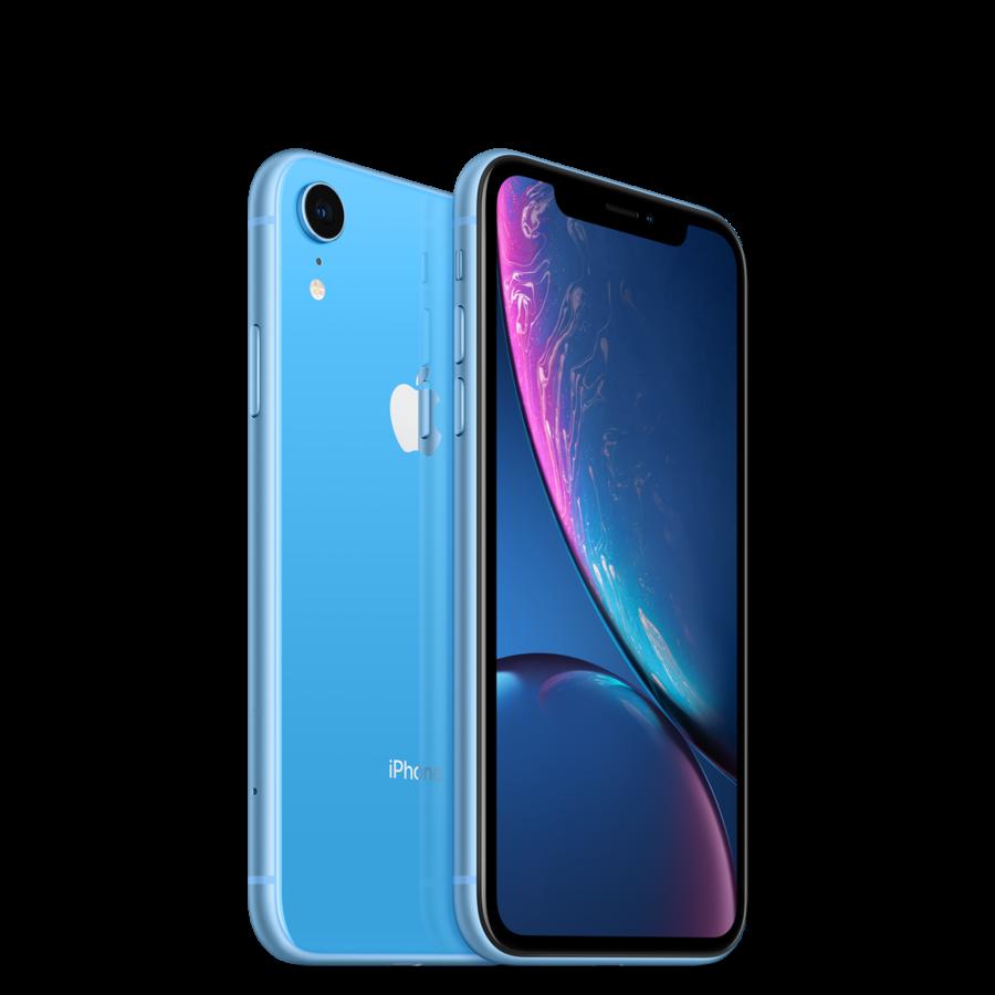 Refurbished iPhone XR 64GB Blue-1