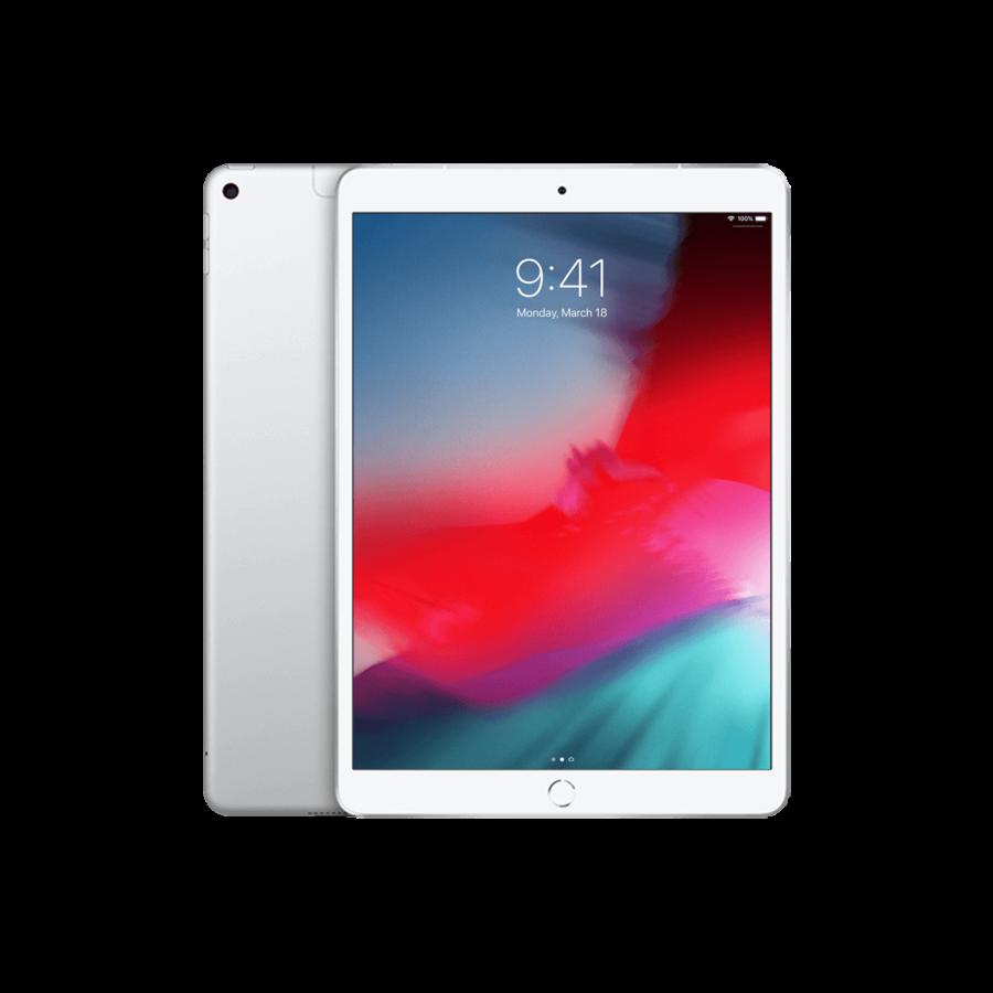 Refurbished iPad Air (2019) 64GB Silver Wifi + 4G-1