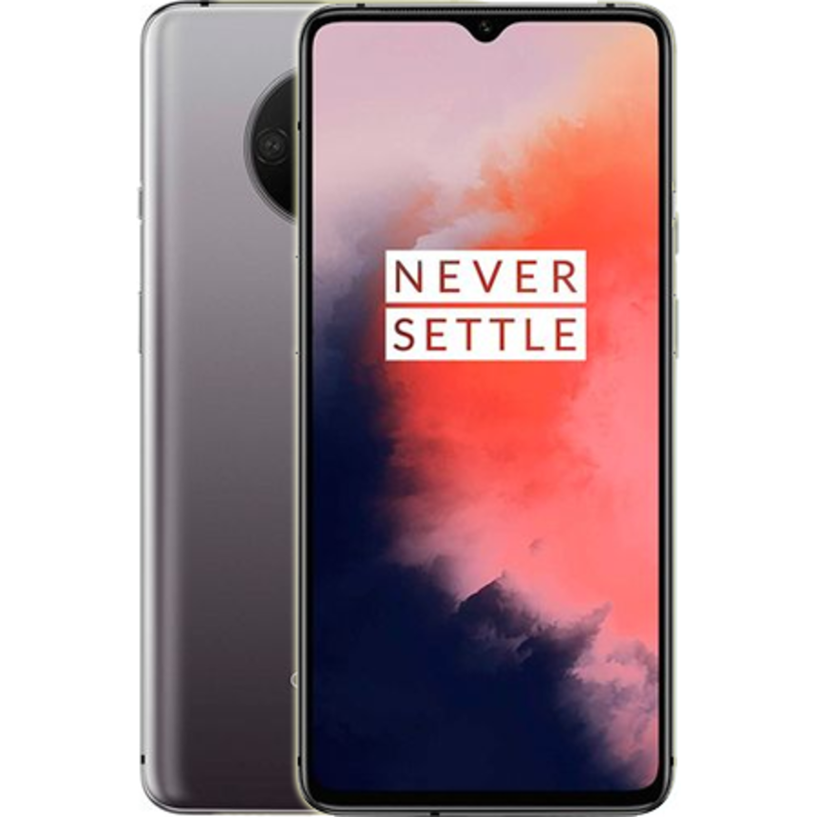 OnePlus 7T Dual Sim 8/128GB Frosted Silver (8/128GB Frosted Silver)-1