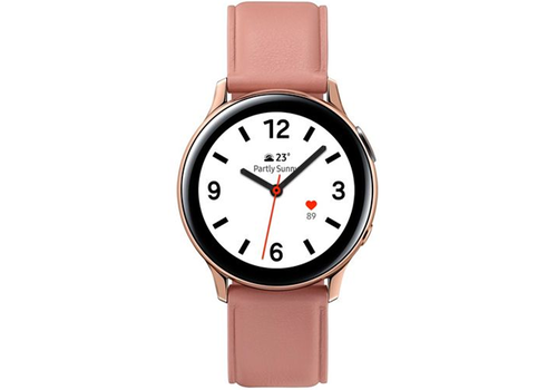 Samsung Galaxy Watch Active2 R830 40mm RVS Rose Gold